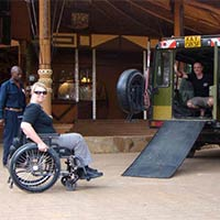15 Days and 14 Nights, Best of Kenya Wheelchair Access Wilderness Private Safari