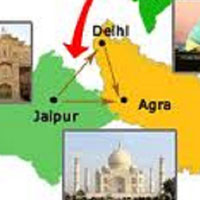 Golden Triangle Tour (Delhi-Agra-Jaipur)