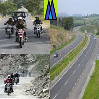 Mountain Motorbike Tour India