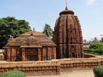 Orissa Temple Tour