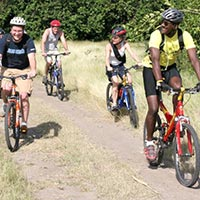Ba Vi National Park - Mountain Biking Day Tour