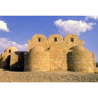 One Day Tour from Amman to Desert Castles and Azraq Reserve