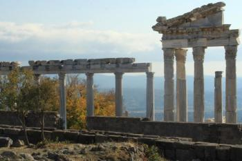 5 Days Tour of Cappadocia, Pamukkale, Ephesus, Troy and Gallipoli Package