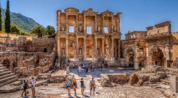 5-day Tour of Ephesus, Pamukkale and Cappadocia