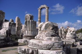 6 Days Ephesus, Pergamon, Pamukkale, Priene, Miletus, Didyma and Cappadocia Tour from Istanbul By Pl