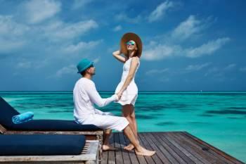 Just Married-For Honeymooners