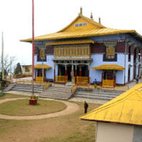 Buddhist Temple Travel with East India Tour