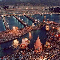 Delhi - Haridwar - Rishikesh 1 Day Tour