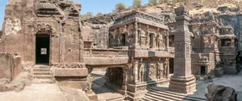 Mumbai - Ajanta - Ellora - Aurangabad Tour Package