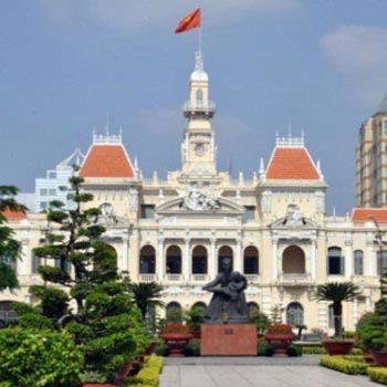 Ho Chi Minh Culture and Beach Tour