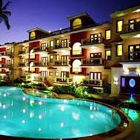 La Calypso Beach Resorts, Baga Beach, North Goa – 4* Deluxe Hotel On The Beach.
