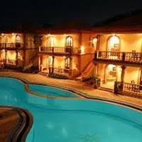 Resort Terra Paraiso, Calangute, North Goa 4* On The Beach Tour