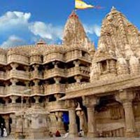Gujarat Tours Ahmedabad - Bhavnagar - Sasangir - Diu - Somnath - Dwarka - Rajkot