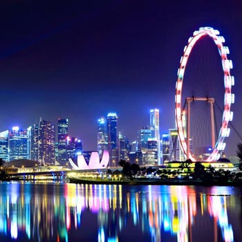 Singapore Tours 5 Nights / 6 Days Singapore Cruise Tour
