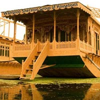 Kashmir Houseboats Packages (6 Nights/7 Days)