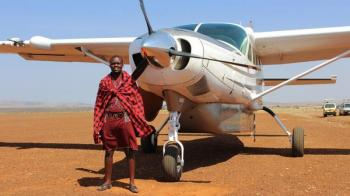 2 Days Masai Mara Flying Safari Package