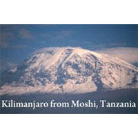 Climbing Mount Kilimanjaro Tour