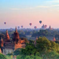 Temples of Bagan Tour
