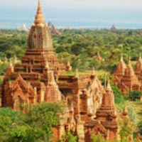 Glimpse of Myanmar Tour