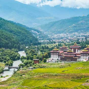 Gateway to Bhutan Tour  06 nights 07 Days