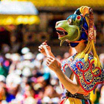 Punakha Festival - 10 nights/11 days Tour