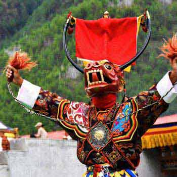 Thimphu Tshechu Festival 08 Nights/09 Days Tour