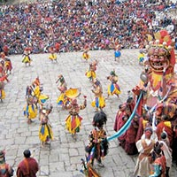 Bhutan Cultural Tour - B - 06 Days In Bhutan: Total 11 Days