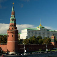 Two Capitals of Russia Tour