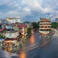 Contrast of Vietnam 6 Days Tour