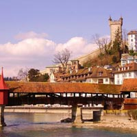 Exotic Switzerland Tour