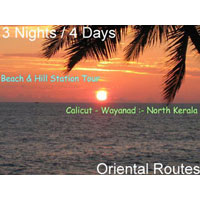 Kerala Tour - 3 Nights / 4 Days