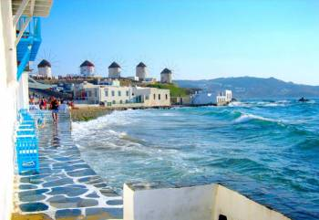 3 DAY MYKONOS FROM ATHENS Tour