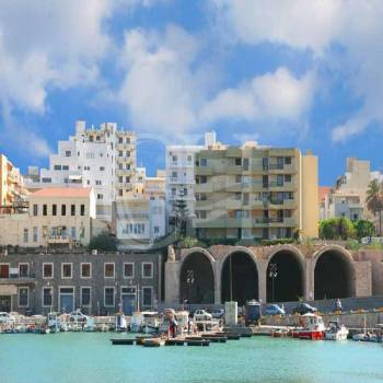 Knossos Palace and Heraklion (from Chania) Tour