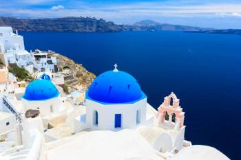 Picturesque Santorini Tour
