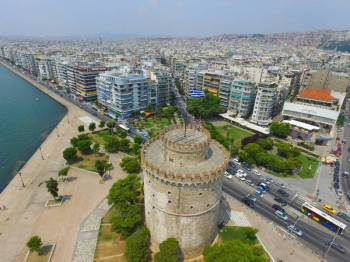 City of Thessaloniki Tour