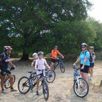 Corfu Mountain Bike Expedition Tour