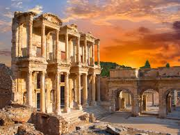 13 Day Istanbul Gallipoli Troy Ephesus Pamukkale Antalya Cappadocıa By Bus Tour Package