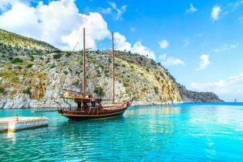 14 Days Istanbul Troy Ephesus Pamukkale Fethiye Antalya Cappadocia By Bus Tour Package