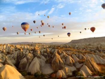9 Days Istanbul Cappadocıa Pamukkale Ephesus By Bus