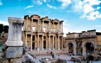 16 Days Istanbul, Ephesus, Pamukkale, Fethiye, Blue Cruise, Antalya, Cappadocia by Plane by Bus Pack