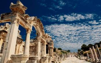 6-days Tour of Gallipoli, Troy, Ephesus, Pamukkale & Cappadocia By Bus By Plane Tour