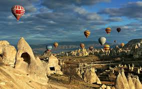 7 Day Tour of Istanbul, Cappadocia, Pamukkale By Plane By Bus Package