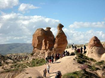7 Days Cappadocia, Pamukkale, Fethiye By Bus By Plane Tour