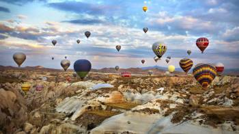 7 Days Cappadocia Konya Pamukkale Ephesus Pergamon Troy & Gallipoli Tour By Plane By Bus Tour