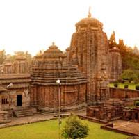 Diamond Triangle of Orissa (Odisha) Tour