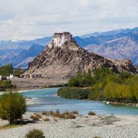 Amazing Ladakh Tour from Delhi with Pangong Stay - 2014