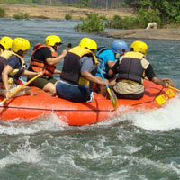 River Rafting  & Jungle Camping, Rishikesh Package