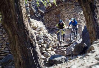 Mountain Biking Around Kathmandu Valley Tour