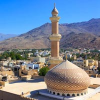 Mystical Oman Tour