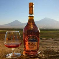 Wine - Gastronomic tour in Armenia